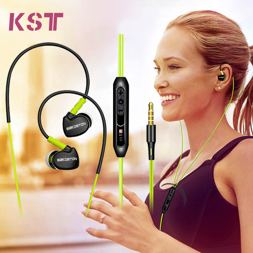 New S500 Ear Hook Style Earphone Headphones Headset Sport Leisure With Mic Volume+- Music Play/Pause/Switch & Handsfree Calls teamyo portable in ear earphone stereo music handsfree headset with mic volume control for samsung galaxy s2 s3 s4 note3 n7100