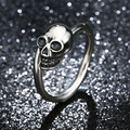 V.Ya 2017 925 Sterling Silver Ring Skeleton Fine Fashion Romantic Valentine's Gift Men Special Jewelry Women Gift Free Shipping