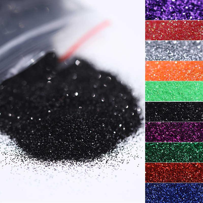 5g Holo láser uñas brillo polvo holográfico uñas cromado pigmento polvo púrpura Oro Verde 3D decoración de uñas consejos de Bricolaje