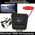 WIFI de la cámara HD de sony CCD Cámara de Visión Trasera de copia de seguridad para estacionarse en reversa cámara de visión nocturna a prueba de agua para Hyundai Elantra Avante 2012