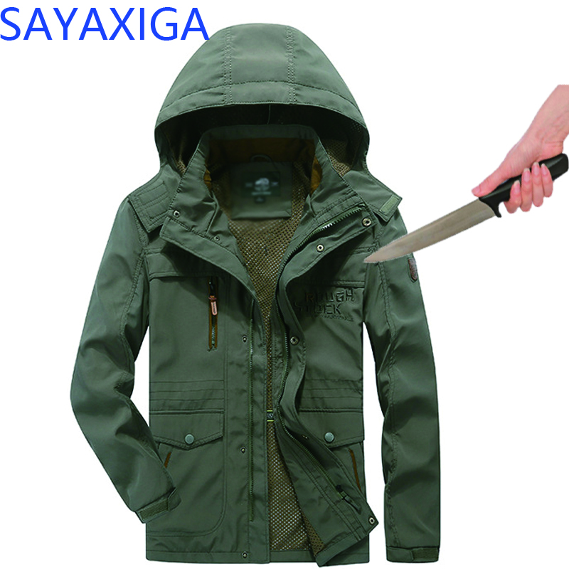 Back To Search Resultsmen's Clothing Jackets Self Defense Tactical Jackets Anti Cut Anti-knife Cut Resistant Men Jacket Anti Stab Proof Clothing Security Soft Stab Clothing