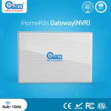 NEO Coolcam iHome Kits NAS-AC01DT Wireless Alarm System Gateway(HD 8CH NVR)For Home Security