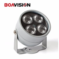 CCTV 4 Array IR Led Illuminator Light CCTV IR Infrared Outdoor Waterproof Night Vision For CCTV