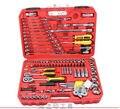 BESTIR taiwan top grade 121PCS Mirror 6.3MM 10MM 12.5MM metric socket wrench set automotive repair hand tools NO.91405