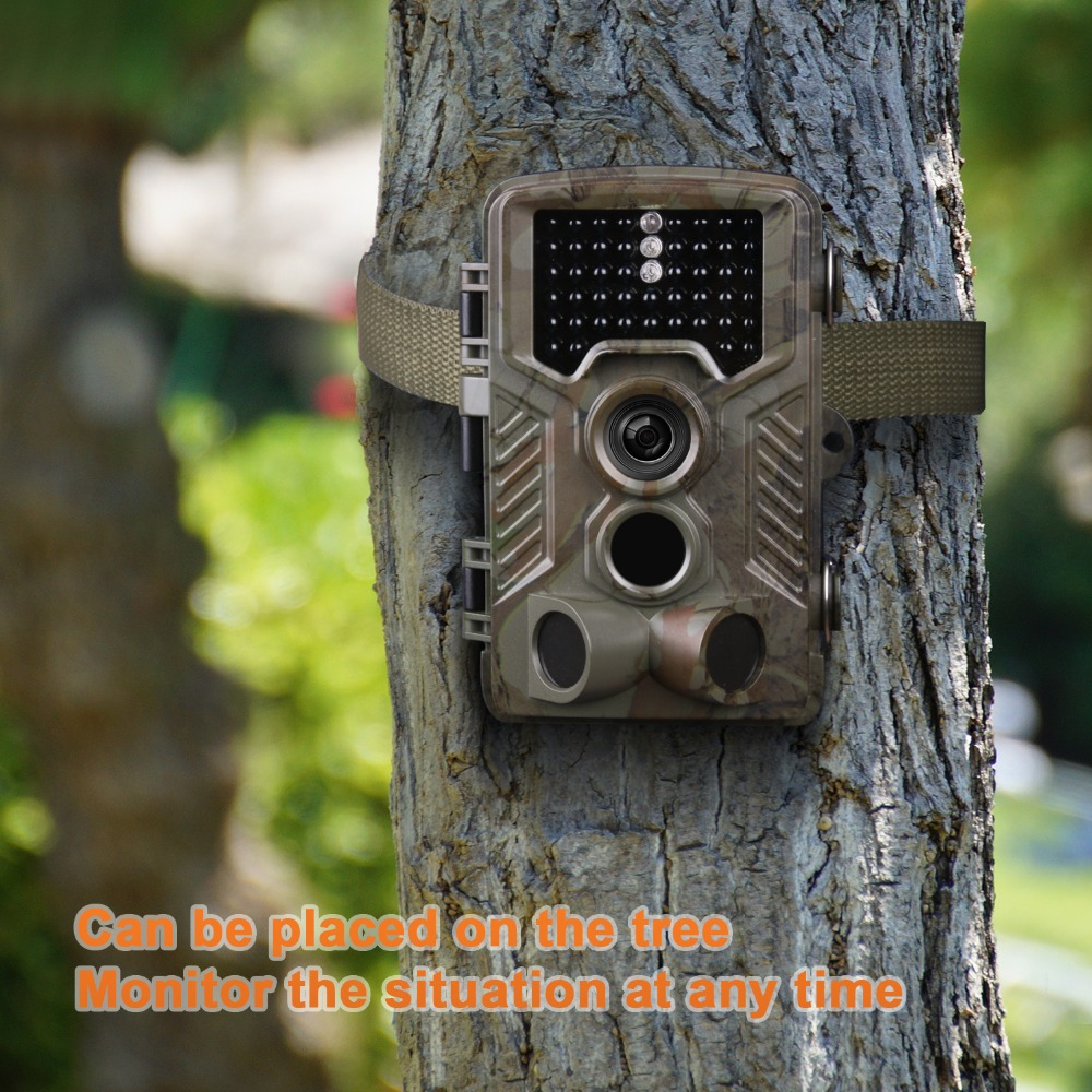 Thermal Hunting Trail Camera MMS GPRS 12MP Night Vision Hunting Camera Photo-traps Chasse HC800M Hunting Wildlife Wild Camera (10)