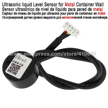 Ultrasonic Liquid Level Detector Liquid Level Sensor For Metal Container Wall Used For Special Industry Contactless Level Sensor цена в Москве и Питере