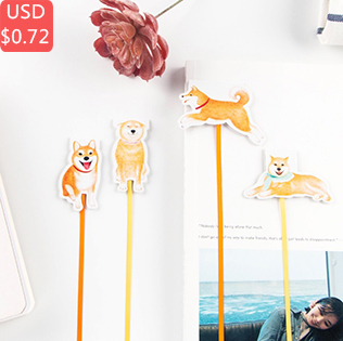 Sales Promotion 45pcs Unicorn Bookmarks Paper Sticker Decoration Diy Album Scrapbooking Sticker Kawaii Stationery Gift Exquisite Traditional Embroidery Art Labels, Indexes & Stamps Office & School Supplies
