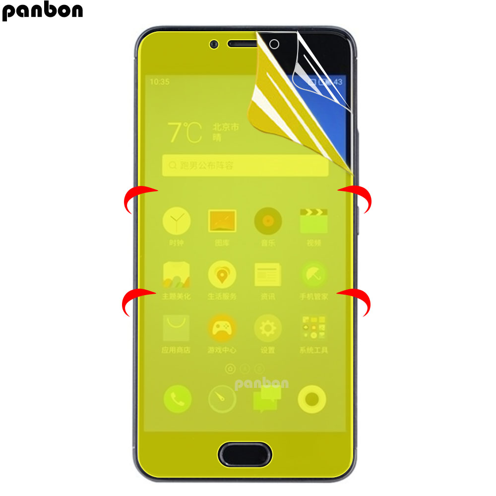3D screen protector for <font><b>Meizu</b></font> Note 9 8 V8 <font><b>Pro</b></font> X8 M8 15 lite <font><b>16</b></font> Plus 16th 16X hydrogel film Screen guard gel protective film image