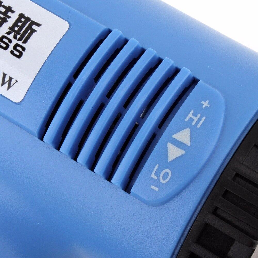 Neomezený Vysoce kvalitní AC220V EU Plug 1500W Nastavitelný objem - Elektrické nářadí - Fotografie 3