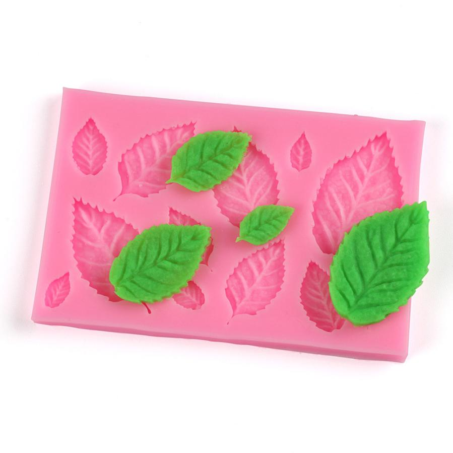 Aliexpress.com : Buy M1076 Tree leaf leave cooking tool ...  Plane Tree Leaf Silicone Molds