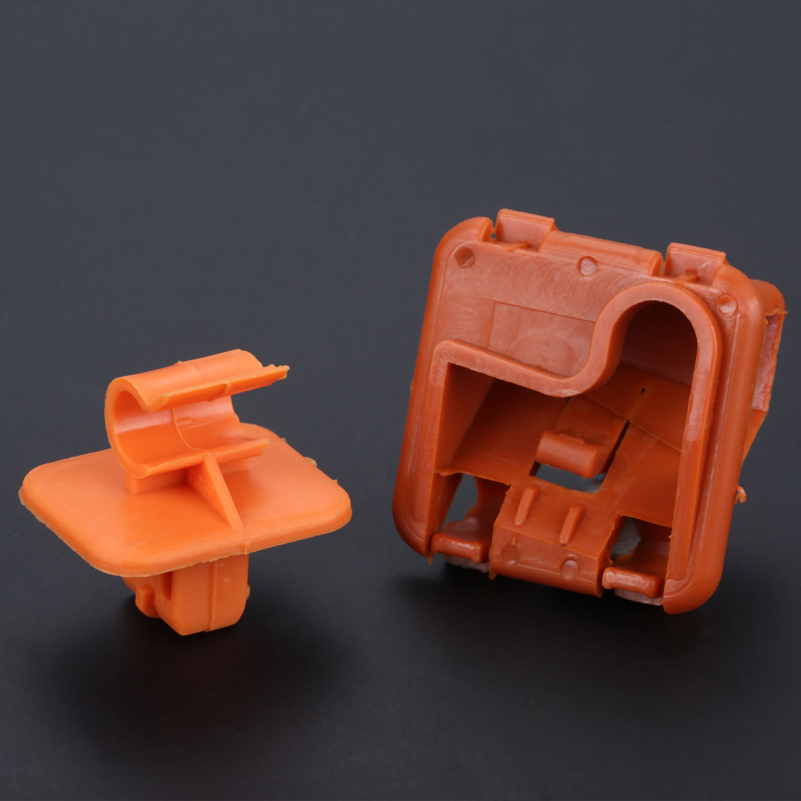 Image 3 - 1U0823570A Plastic Car Roomster Hood Bonnet Rod Stay Bracket Buckle Clip For Skoda Fabia Octavia MK2 2004 2012 2013-in Auto Fastener & Clip from Automobiles & Motorcycles