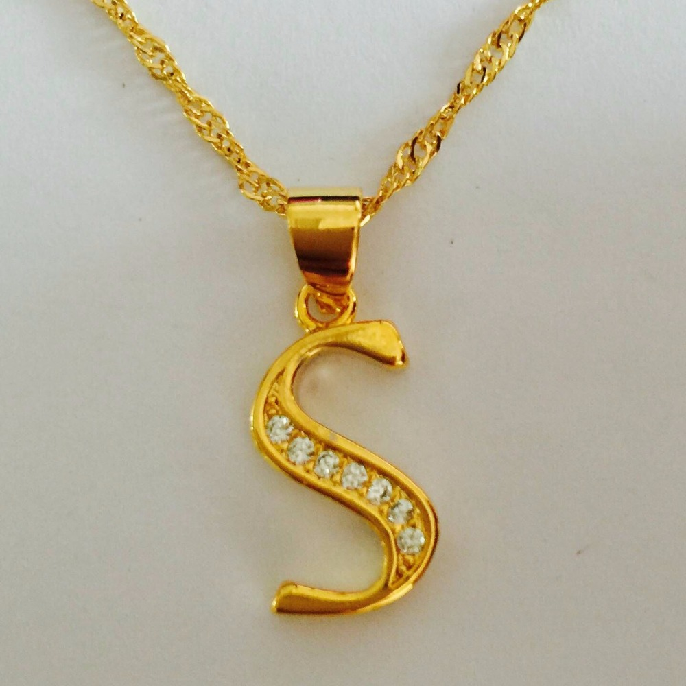 Hot fashion 26 letter charm pendant necklace women simple s necklace hot fashion 26 letter charm pendant necklace women simple s necklacelovers gift gold color initial choker in pendants from jewelry accessories on aloadofball Images