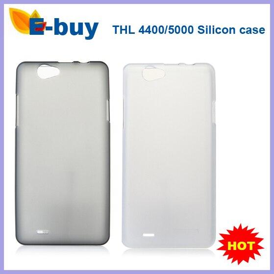 100% Original Protective Silicon Back Cover Case THL5000 /4400 Smartphone - E-Buy Store store