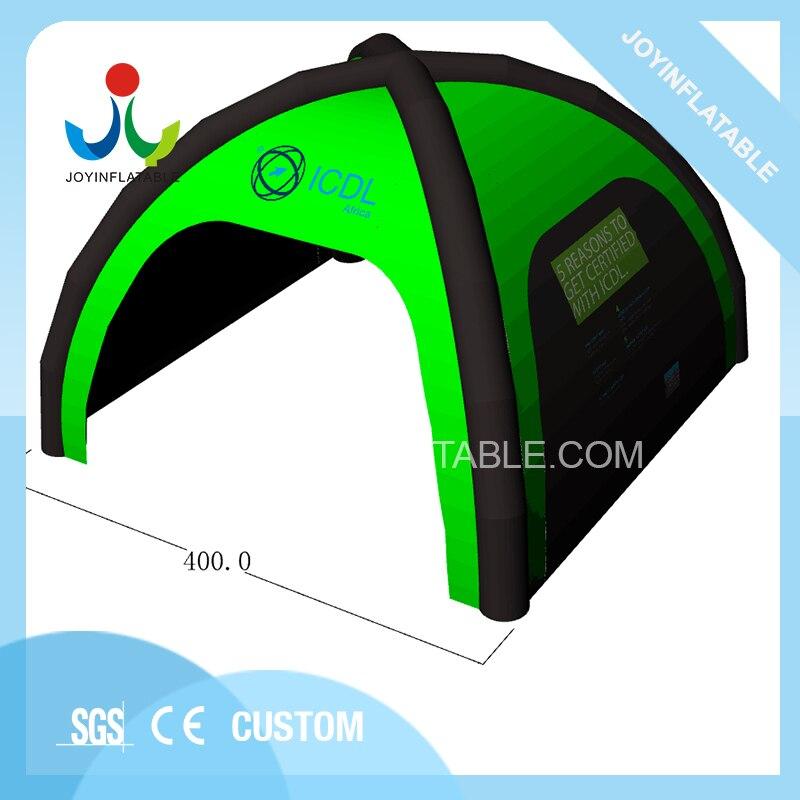 dome ao ar livre de acampamento inflavel 01
