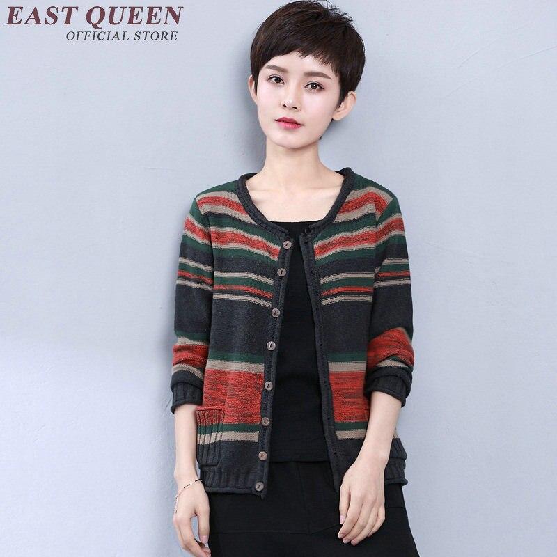 Cardigan female women long sleeve winter sweater christmas jumper streetwear knitted sweater women winter 2018 KK1520