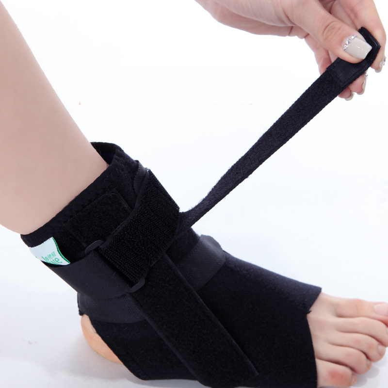 все цены на high quality Varus valgus drop orthosis corrective hemiplegia fixed brace support ankle foot care