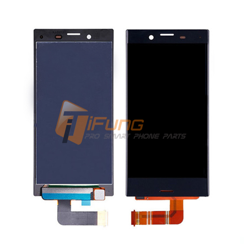 100% Test New Original LCD Display+Touch Screen For Sony Xperia X Compact F5321 X Mini with Digitizer Assembly 5Pcs/Lot аксессуар aopen vga 15m vga 15m 3m 2 фильтра acg341ad 3m