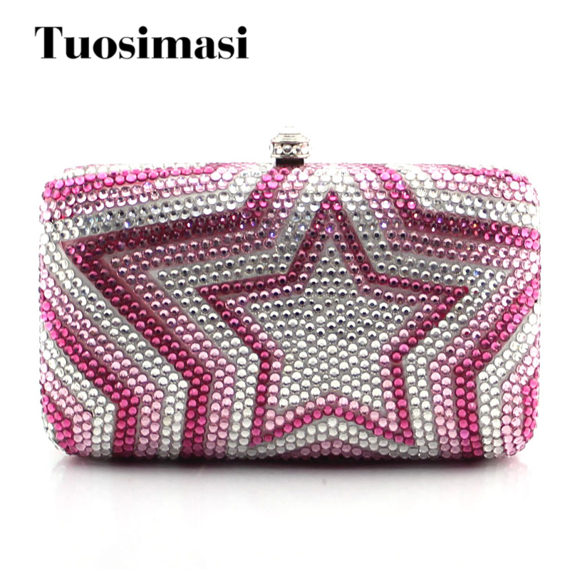 Women Evening Clutch Bag Chain Shoulder Handbags Crossbody Hardcase Clutches Wedding Party Prom Purse solid white acrylic women evening purse bridal striped handbags wedding party prom clutch bag long chain shoulder crossbody bag