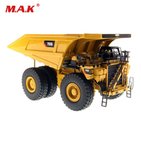 Gifts for Boys Kids 793D Mining Dump Truck 1/50 Scale Engineering Vehicle Alloy Diecast Masters DM 85174 Collectible Car Model