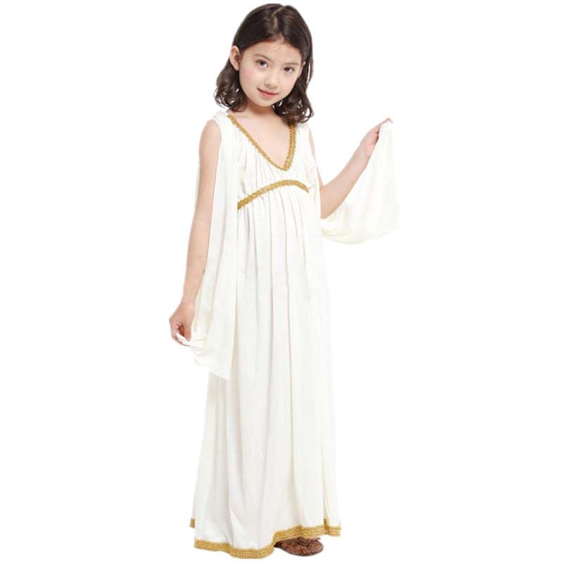 how to make a roman costume for a girl