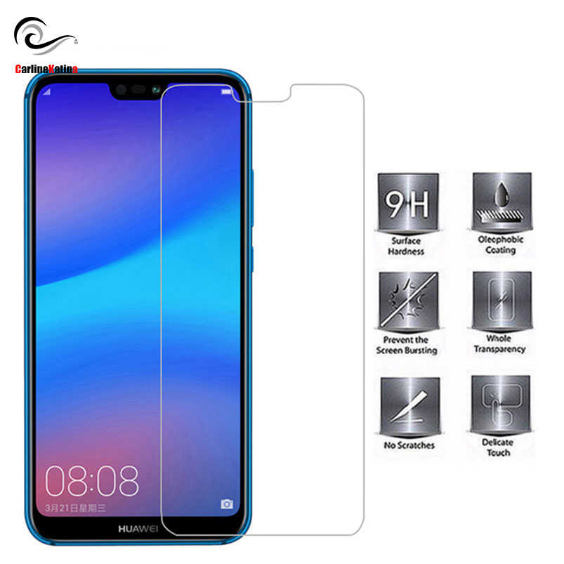 Tempered Glass Screen Protector For Huawei mate 20 P Smart Plus Nova 3 P20 P10 lite Pro Y6 2018 2017 For Honor 10 9 7A film