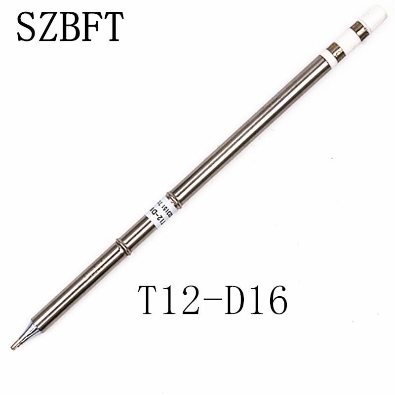SZBFT поялник за поялник T12-D16 B2 B4 BC1 BC2 BC3 - Заваръчно оборудване - Снимка 2