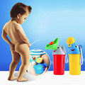 Hot Cute Baby Girl Boy Portable Urinal Travel Car Toilet Kids Vehicular Potty New