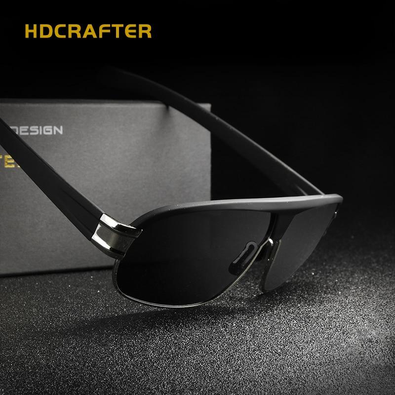Mode Herr Polariserade Solglasögon för män Vintage Uv400 - Kläder tillbehör - Foto 2