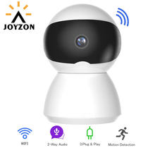 JOYZON HD 1080P 2MP Home Security IP Camera Wireless PTZ Mini Surveillance Wifi Camara Pet CCTV IR Baby Monitor Auto Tracking(China)