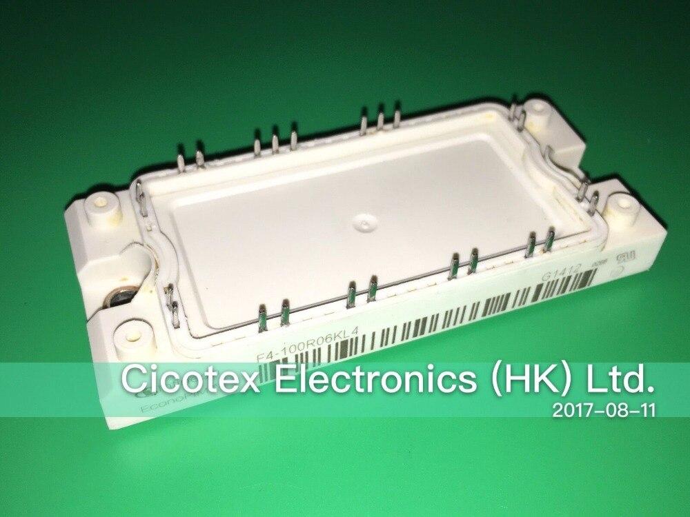 F4-100R06KL4 MODULE IGBT 1200V 100A pim pm100cva120 100a intelligent module 1200v to ensure quality smkj