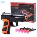 NEW CS Game Shooting toy Gun Pump Pistol toy Soft Bullet Gun Pistol nerfie Rifle Toy guns for children best gifts free shipping