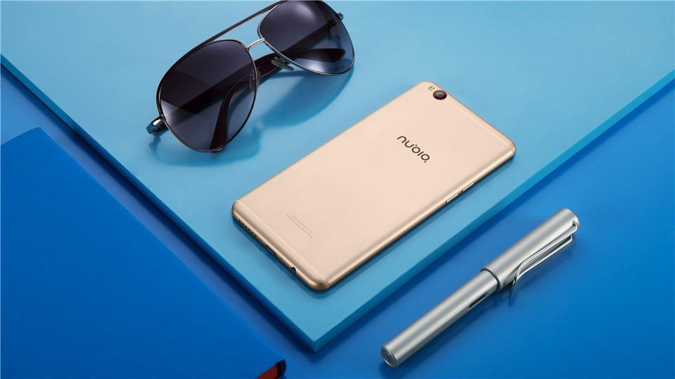 Оригинальный Nubia m2 Lite 3 ГБ Оперативная память 64 ГБ Встроенная память четырехъядерный 64бит MTK6750 LTE сотовый телефон 5,5 дюймов Android M Dual SIM 16.0MP S