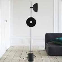 цена на Modern LED Iron Lamp Floor Standing Living Room Reading Office Floor Lamp Study Decor Art Industrial Lamps Standing Dining Room