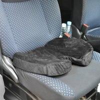 OUKEDA New Car Memory Foam Seat Cushion U Shape Auto Seat Cushion Car Office Home Memory