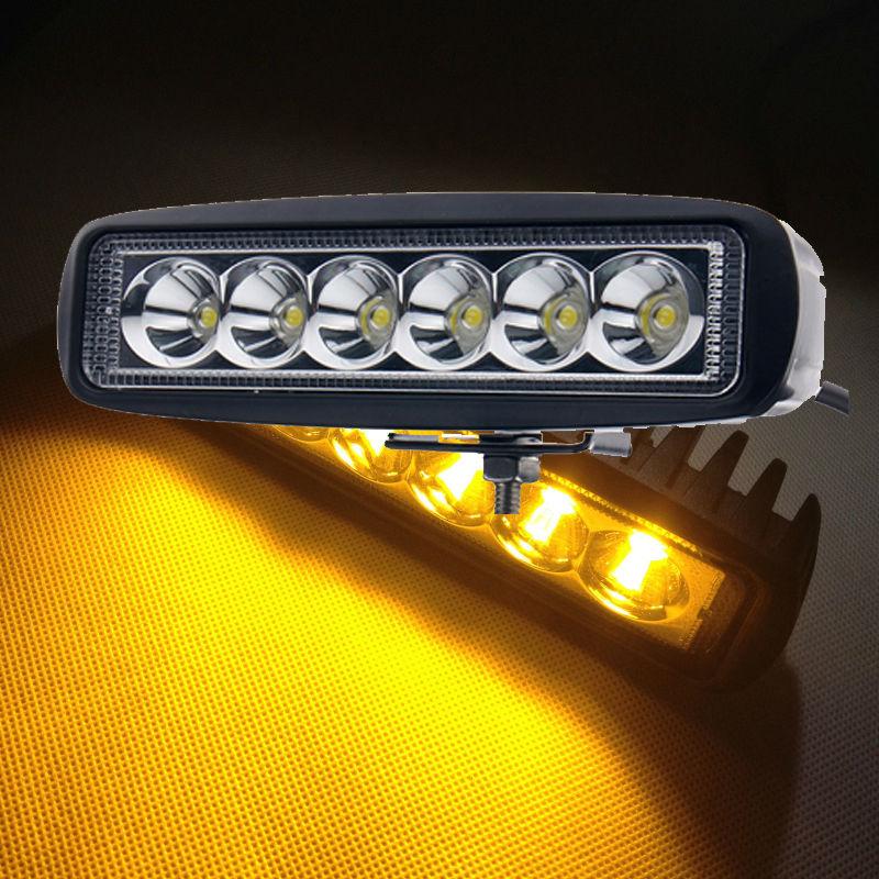 18W 27W Սպիտակ դեղին կապույտ կանաչ - Ավտոմեքենայի լույսեր - Լուսանկար 4
