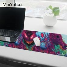 MaiYaCa Large Gaming Hyper Beast Wild DIY Design Pattern Computer Mousepad Gaming Mouse Pad 300*600*2mm 300*900mm