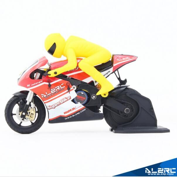ALZRC - RIDER R-100S 1/10 Scaled RC Motorcycle kid s rider 1698