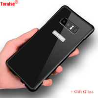 Toraise High Quality Metal Aluminum Back Cover Case For Samsung Galaxy Note 8 Mobile Phone Bag