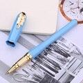 Пикассо 986 греческий Ирен пимио роллер ручка женский подарок Небесно-Голубой бутон Кепка лист клип подпись в офисе домашнее задание экзамен...