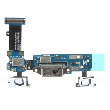 купить New USB Charging Dock Flex Cable For Samsung Galaxy S5 G900F G900A USB Charger Port Connector Flex Cable Replacement Parts дешево