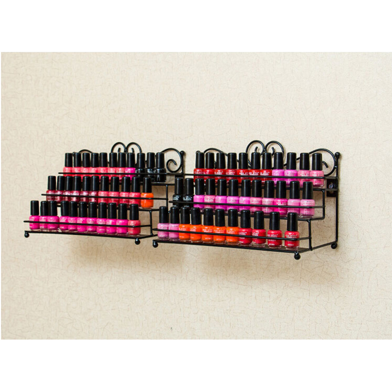 Esmalte de uñas Rack de escritorio Soporte de almacenamiento de 3 - Arte de uñas - foto 3