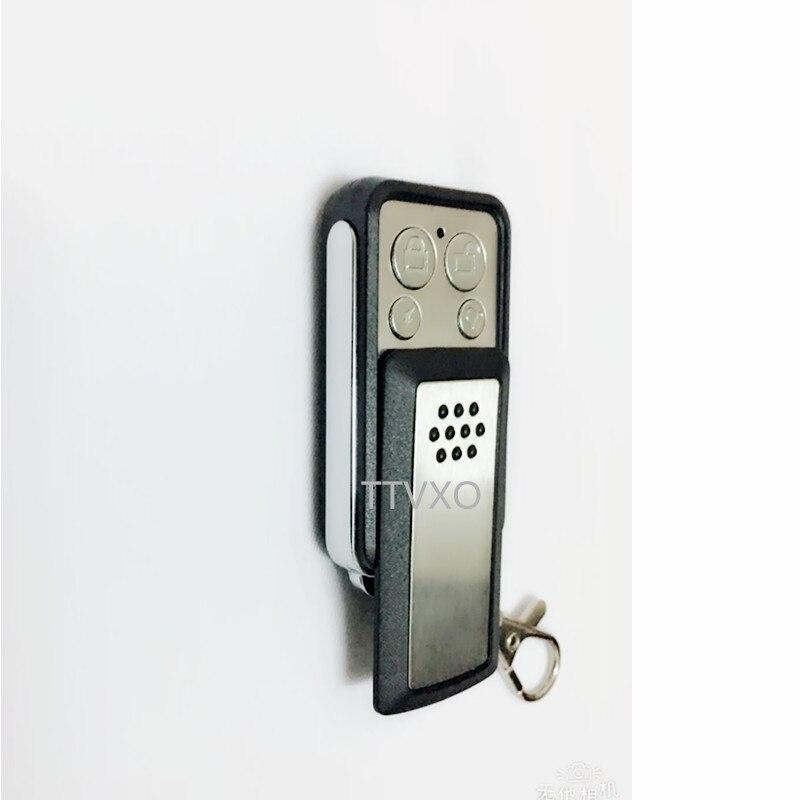 Universal Remote Control CAME 4 Channel 12V Car Keyless Entry Clone Copy Code RF Wireless Duplicator key Fob 433Mhz