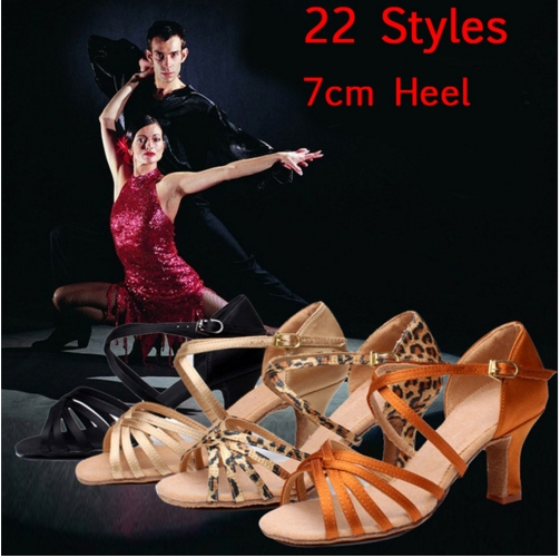 Discount New 2017 Popuplar High Quality Cheap Latin Dance Shoes for Women/Ladies/Girls/Tango&Salsa