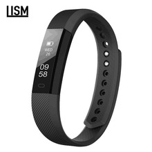 Fitness Bracelet ID115 Smart Vibrating Alarm Clock Band Watch Smartband For xiaomi pk fitbits smart watch