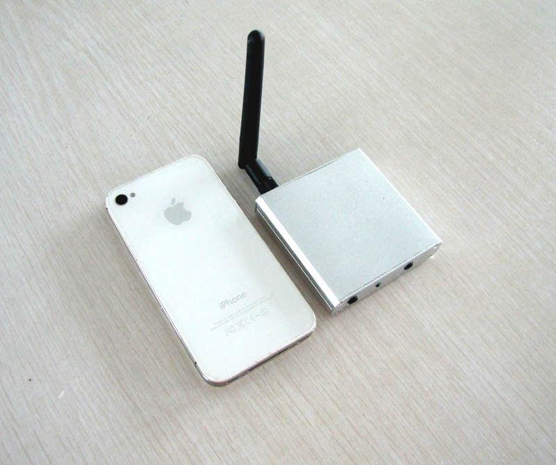 2.4GHz bezvadu videonovērošanas uztvērējs 16 kanālu mini video - Kamera un fotoattēls