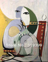 Oil Painting Reproduction on Linen canvas,seated female nude 1932 by ,,Museam Quality,Free fast shipping,HANDMADE