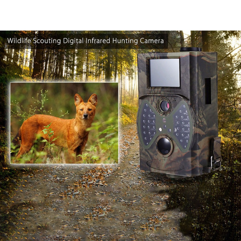 HC-300M Infrared Wildlife Tracking Hunting Camera Night Vision Nightlife Outdoor Observation Clear Camera Field Research observation of nearshore wave field with x band radar