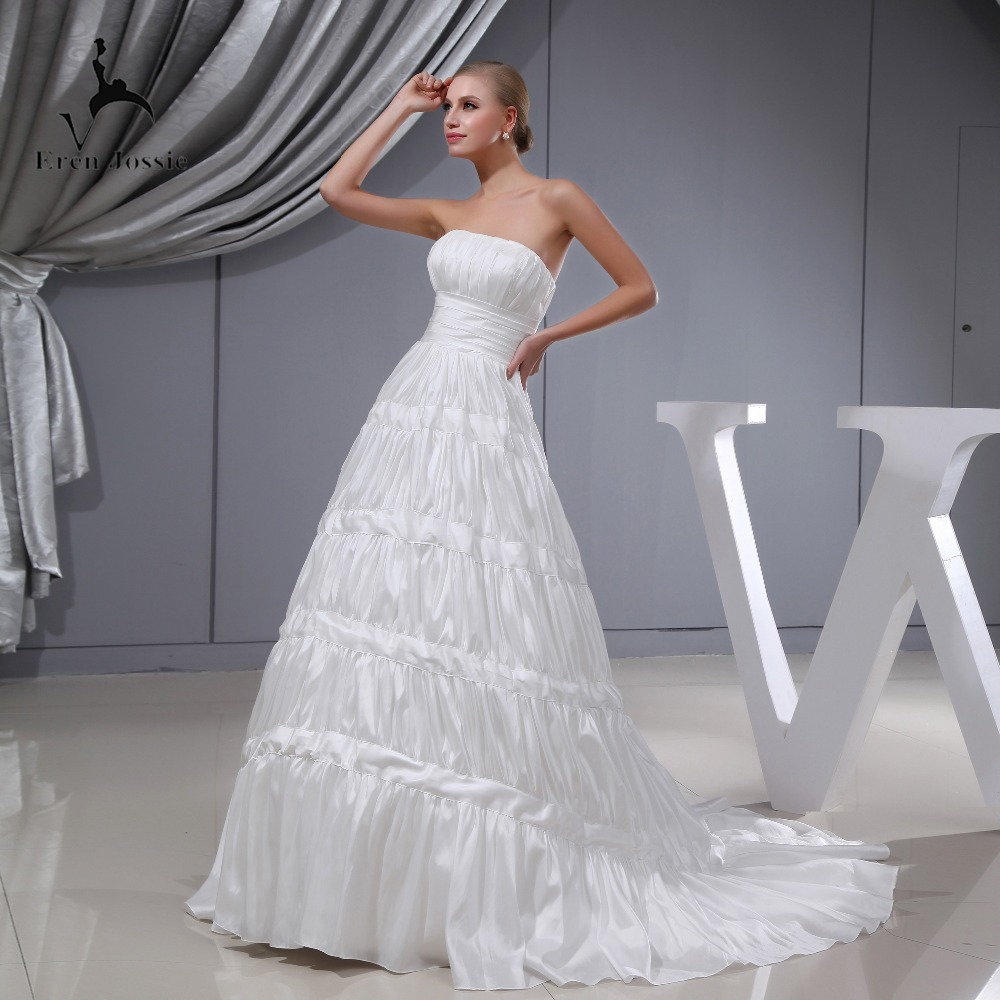 US $160.15 45% OFF|Eren Jossie 2019 Discount Style Ball Gown Corset Back  Pregnant Wedding Dress Plus Size Bridal Gown-in Wedding Dresses from  Weddings ...