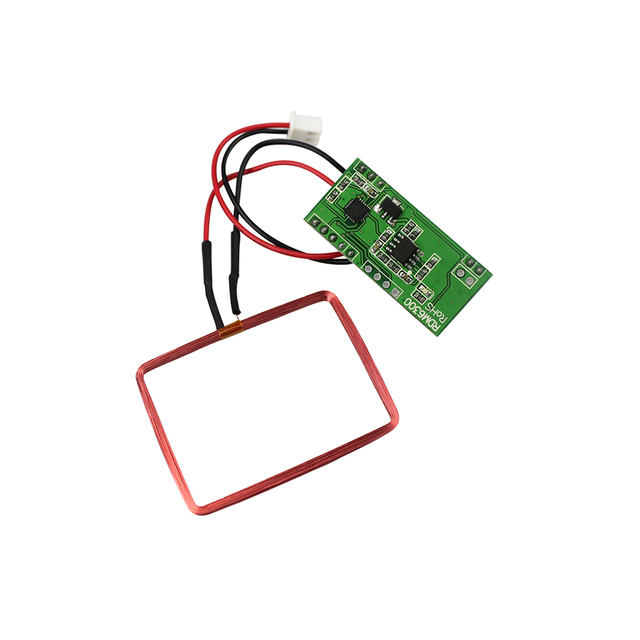 US $1 63 |RDM6300 125Khz RFID Reader Module RDM6300 UART Output Access  Control System for arduino Diy Kit-in Integrated Circuits from Electronic