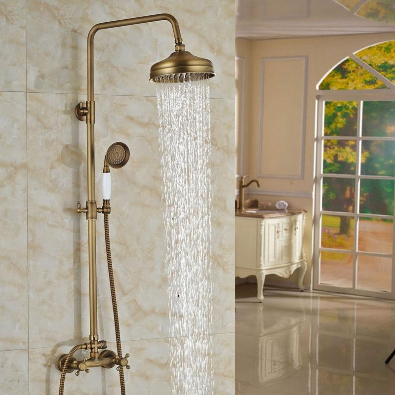 Multiple Shower Head Control dual head shower head - cratem
